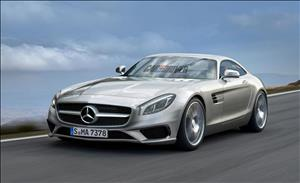 2016 Mercedes-Benz GT AMG cover art