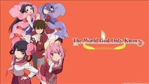 The World God Only Knows: Season 3: Goddesses cover art