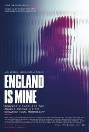 England Is Mine cover art