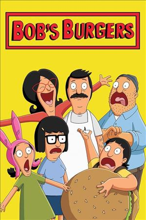 Bob's Burgers Season 10 cover art