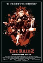 The Raid 2 cover art