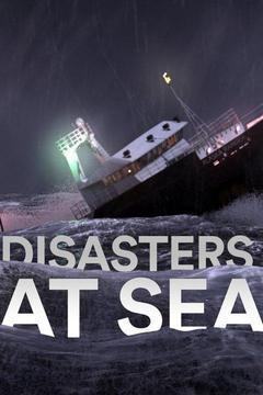 Disasters at Sea Season 1 cover art