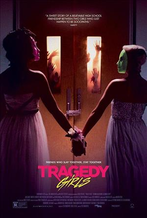 Tragedy Girls cover art