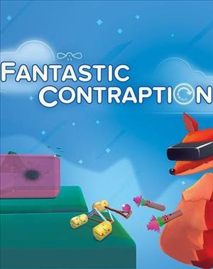 Fantastic Contraption cover art