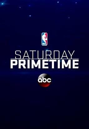 NBA Saturday Primetime on ABC presented by YouTube TV Season 3 cover art