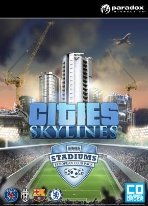 Cities: Skylines - Stadiums: European Club Pack cover art