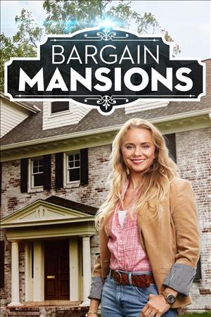 Bargain Mansions Season 3 cover art