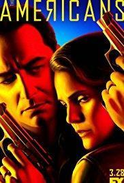The Americans Season 6 cover art