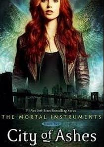 The Mortal Instruments: City of Ashes cover art