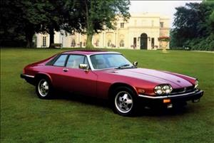 JAGUAR XJ-S 3.6 cover art