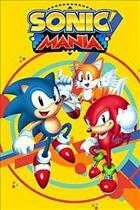 Game Sonic Mania  Xbox One cover art