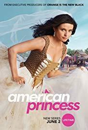 American Princess Season 1 cover art