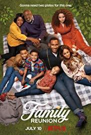 Family Reunion Season 1 cover art