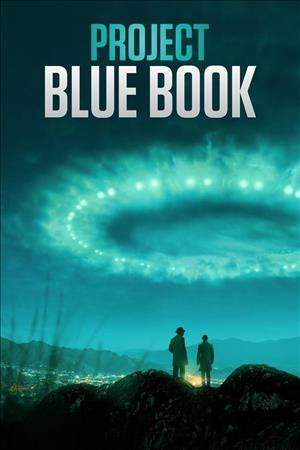 Project Blue Book Season 2 cover art