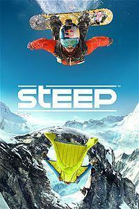 Steep cover art