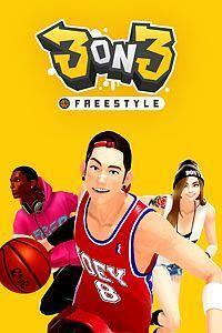 3on3 Freestyle cover art