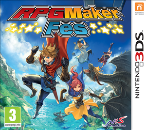 RPG Maker Fes cover art
