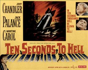 Ten Seconds to Hell cover art