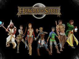 Heroes of Steel: Tactics RPG cover art