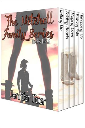 The Mitchell Family Series Boxset cover art