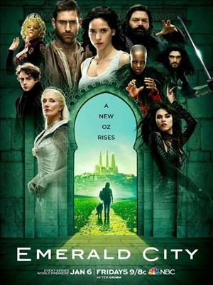 Emerald City Season 1 cover art