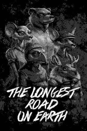The Longest Road on Earth cover art
