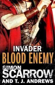Invader: Blood Enemy (Simon Scarrows & T.J. Andrews) cover art