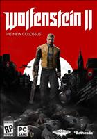 Game Wolfenstein II: The New Colossus  PC cover art
