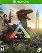 Game ARK: Survival Evolved  Xbox One cover art