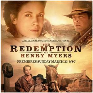 The Redemption of Henry Myers cover art