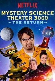 Mystery Science Theater 3000: The Return Season 2 cover art