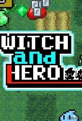 Witch and Hero cover art