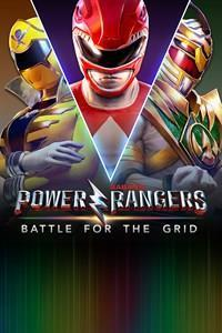Power Rangers: Battle for the Grid cover art