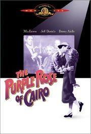 The Purple Rose of Cairo cover art