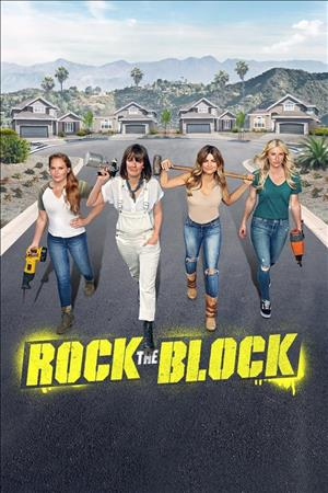 Rock the Block Season 1 cover art