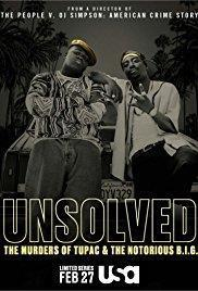 Unsolved: The Murders of Tupac and The Notorious B.I.G. cover art