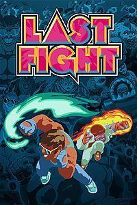 LASTFIGHT cover art