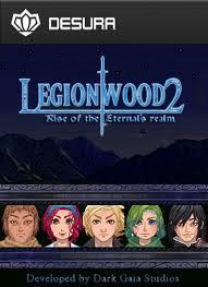 Legionwood 2: Rise of the Eternal's Realm cover art