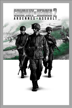 Company of Heroes 2: Ardennes Assault cover art
