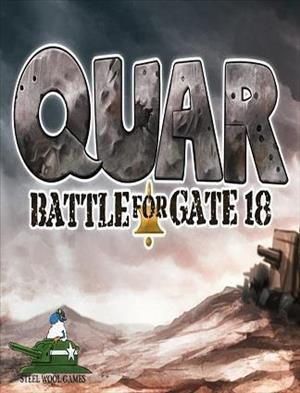 Quar: Battle for Gate 18 cover art