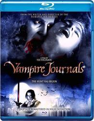 Vampire Journals cover art