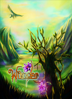 Wander cover art