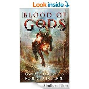 Blood of Gods cover art