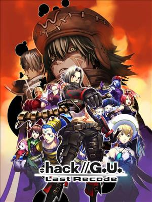.hack//G.U. Last Recode cover art