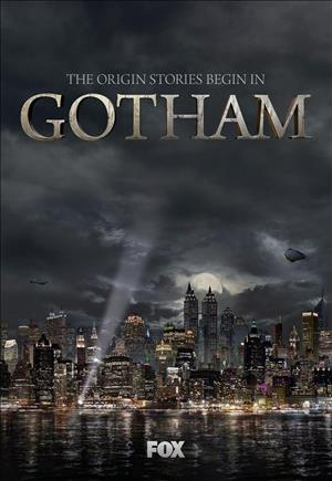 Gotham Season 1 Episode 4: Arkham cover art