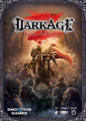 Dark Age Z cover art