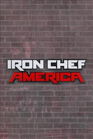 Iron Chef America Season 13 cover art