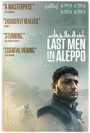 Last Men in Aleppo cover art
