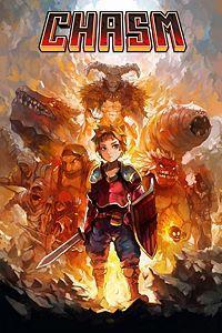 Chasm cover art