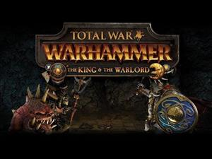 Total War: WARHAMMER - The King and the Warlord cover art